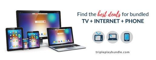 Comcast triple play services