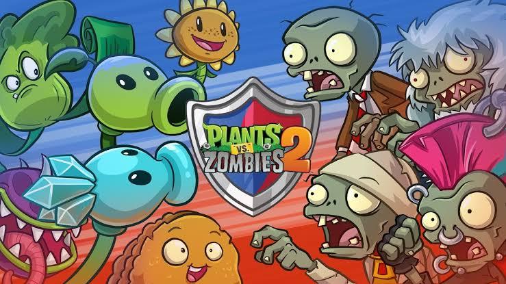 PLANTS VS ZOMBIES 2 best offline android games