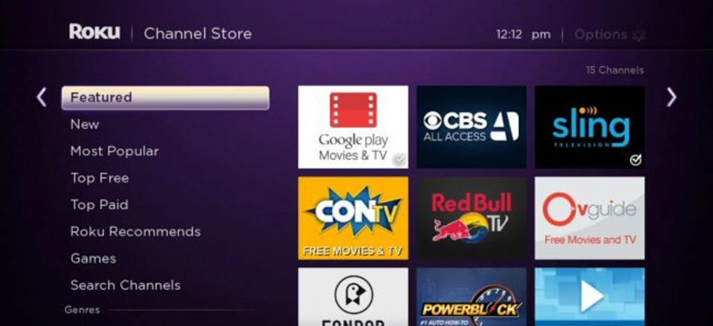 Adding Roku Private Channels with Secret Code