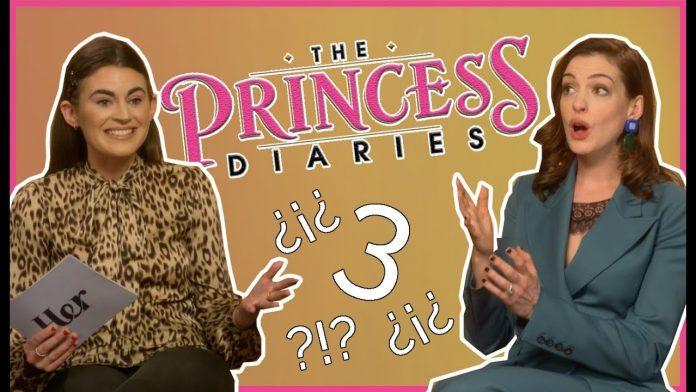 Princess Diaries 3