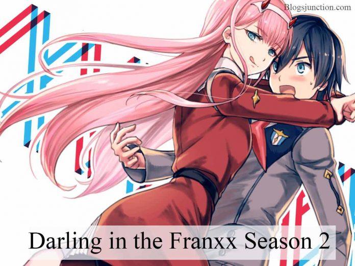 Darling in the Franxx Season 2