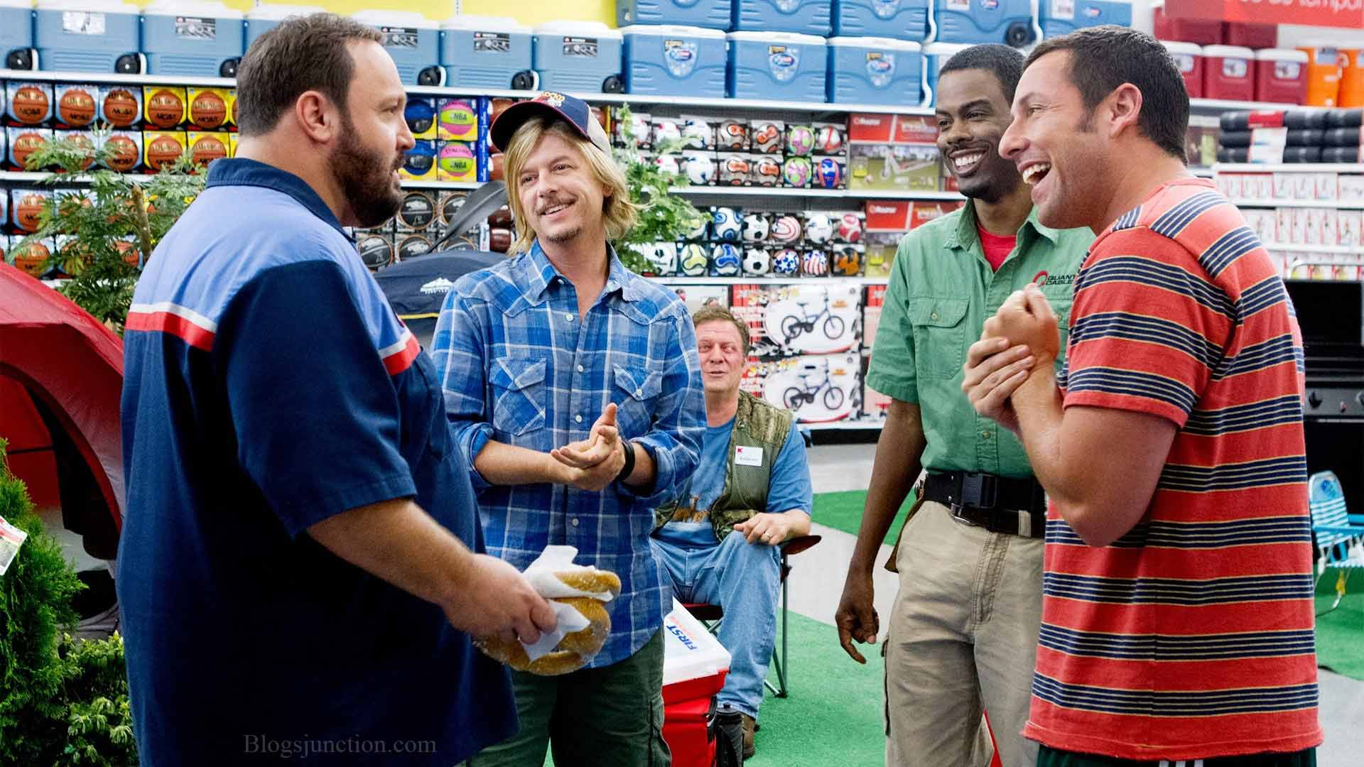 Grown Ups 3 about