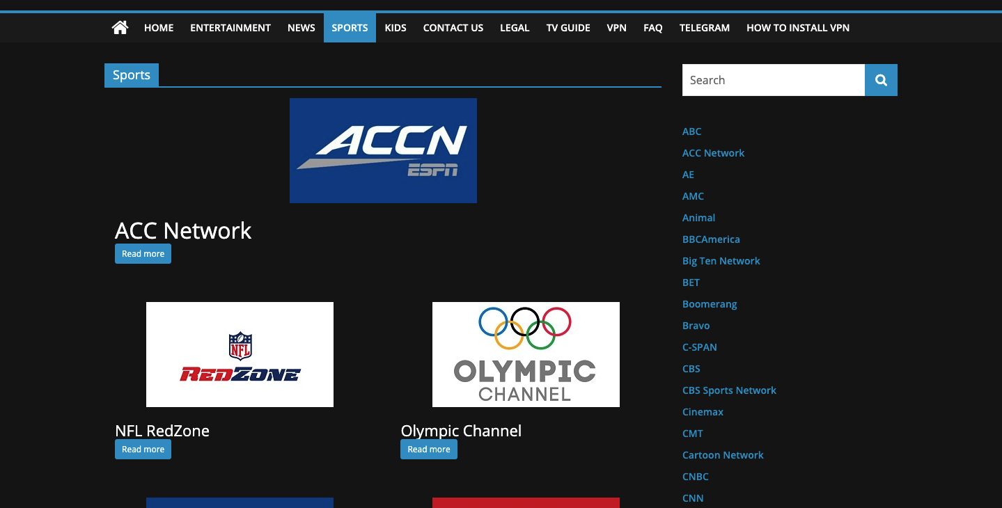 Top 12 Boxing Streaming Sites