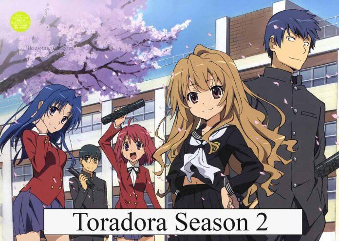 Toradora Season 2 updates