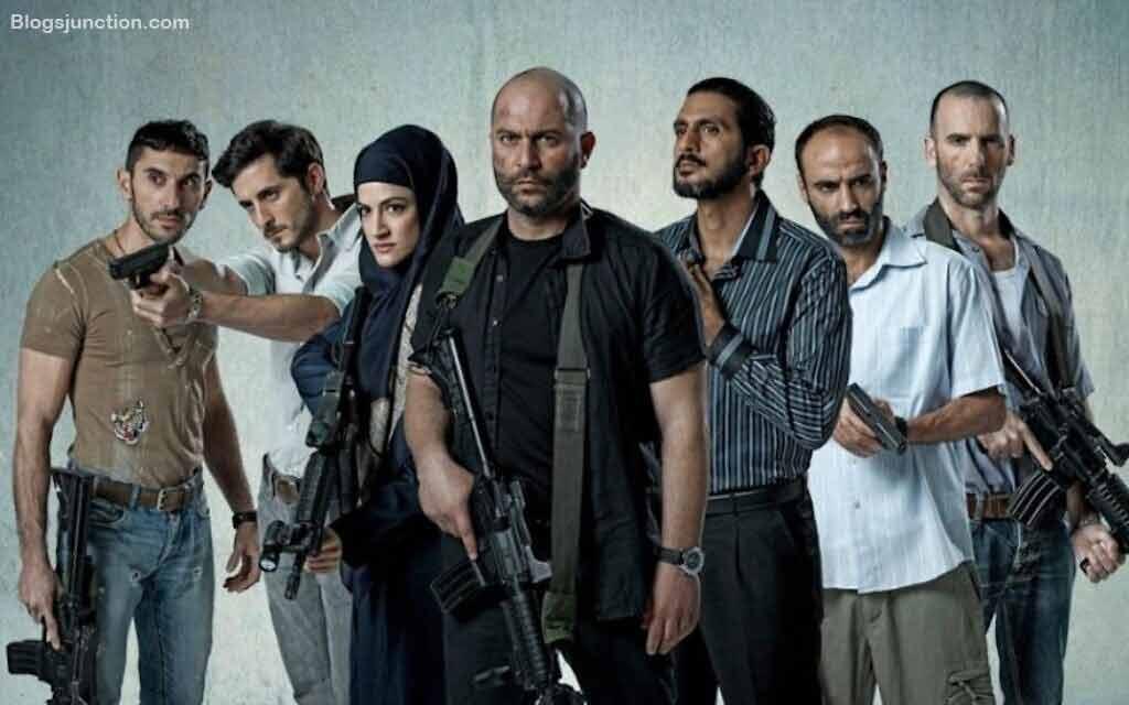 Fauda Season 4 cast
