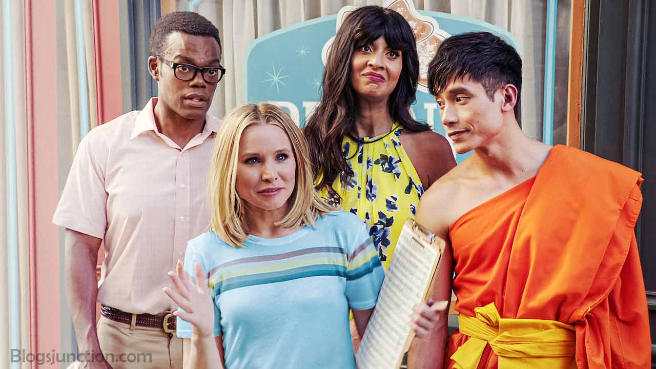 the good place 5 news
