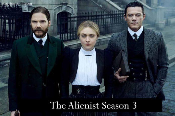 The Alienist season 3 about